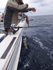 奄美大島の釣り